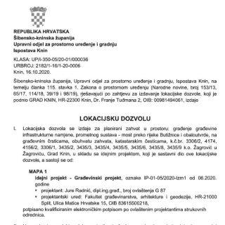 Stigla lokacijska dozvola za izgradnju mosta preko Butižnice u Raškovićimagall-0