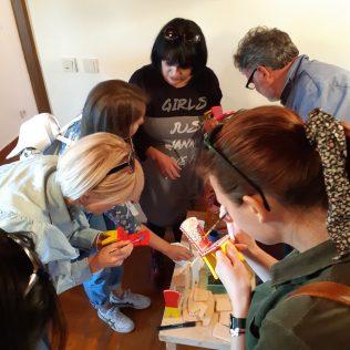 Na studijskom putovanju u Varaždinu i Mariji Bistrici stručnjaci se upoznali s primjerima dobre prakse promocije nematerijalne kulturne baštinegall-5