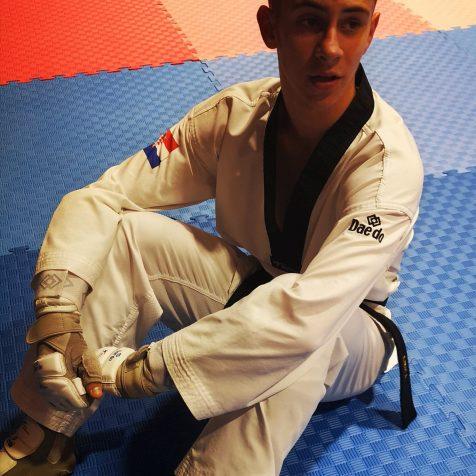 Teskera osvojio 5. mjesto na Europskom prvenstvu u olimpijskim kategorijama.gall-0