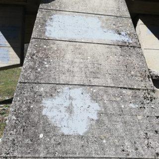 Prebrisani grafiti na Spasugall-2
