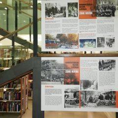 """Otvorena izložba plakata projekta """"Zidne novine – Stari grad""""gall-5"""