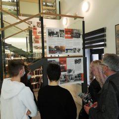 """Otvorena izložba plakata projekta """"Zidne novine – Stari grad""""gall-4"""