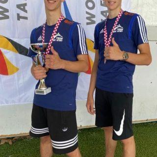 Josip Teskera seniorski U-21 prvak Hrvatske! Pratljačić brončani!gall-0