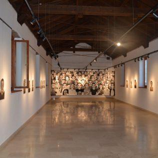 """Otvorena izložba Ivane Mrčele """"We are watching you""""gall-1"""