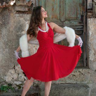 Povratak bukovačke umjetnice korijenima: Intervju s Karolinom Šušom, pjevačicom, plesačicom, glumicom…gall-1