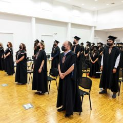 Foto: Održana promocija diplomanata Veleučilišta Marka Marulićagall-11