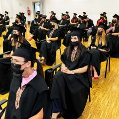 Foto: Održana promocija diplomanata Veleučilišta Marka Marulićagall-8