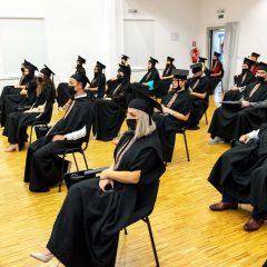 Foto: Održana promocija diplomanata Veleučilišta Marka Marulićagall-5