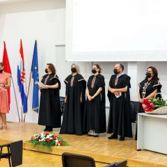 Foto: Održana promocija diplomanata Veleučilišta Marka Marulićagall-25