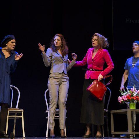 """U ponedjeljak predstava """"Nevjerojatan događaj"""" u izvedbi Teatra Exitgall-0"""