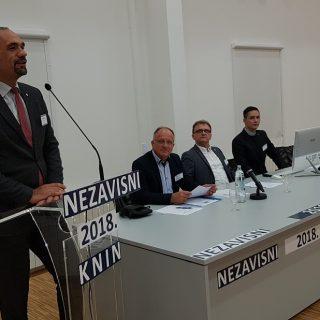 U Kninu započeo Nacionalni susret nezavisnihgall-0