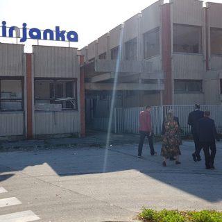 Očišćen prostor Kninjanke koji će se za 20 milijuna kuna renovirati u objekt Poduzetničkog centragall-2