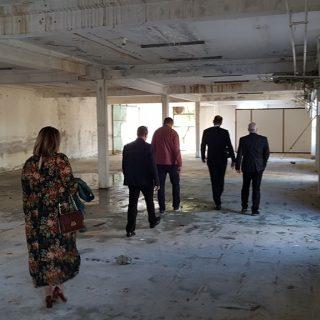 Očišćen prostor Kninjanke koji će se za 20 milijuna kuna renovirati u objekt Poduzetničkog centragall-1