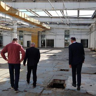 Očišćen prostor Kninjanke koji će se za 20 milijuna kuna renovirati u objekt Poduzetničkog centragall-0
