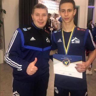 Izvrstan rezultat na G2 turniru: Josip Teskera brončani na President's Cupu u Švedskojgall-1