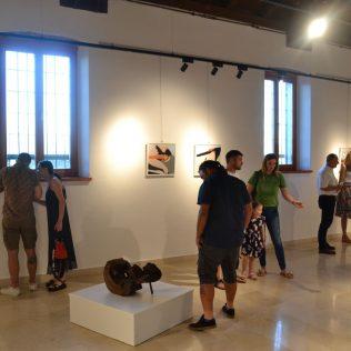 """Otvorena izložba """"Fragmenti stvaranja""""gall-5"""