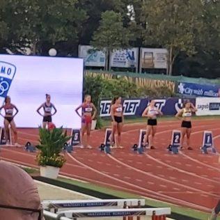 """Sjajni Kninjani na Hanžeku: U konkurenciji """"Nacionalne vrste"""" Marko prvi u dalju, a Daniela četvrta na 100 metaragall-0"""