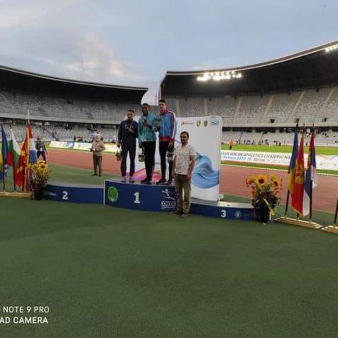 Marko treći na Balkanu na 200 metara; Daniela druga u skoku u dalj na Juniorskom kupugall-0