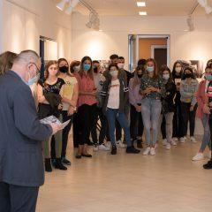 Gostovanje izložbe Kninskog muzeja u Gradskom muzeju Drnišgall-1