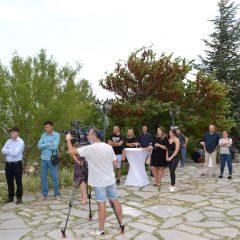 """Ministar vanjskih poslova otvorio na tvrđavi izložbu """"Hommage Virgiliju Nevjestiću""""gall-4"""