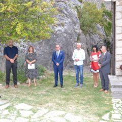"""Ministar vanjskih poslova otvorio na tvrđavi izložbu """"Hommage Virgiliju Nevjestiću""""gall-2"""