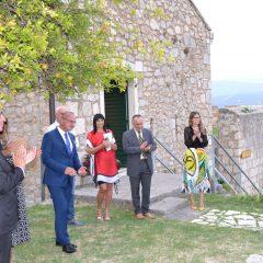 """Ministar vanjskih poslova otvorio na tvrđavi izložbu """"Hommage Virgiliju Nevjestiću""""gall-1"""
