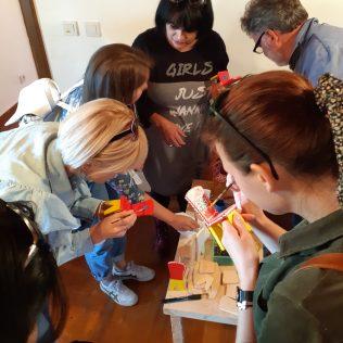 Na studijskom putovanju u Varaždinu i Mariji Bistrici stručnjaci se upoznali s primjerima dobre prakse promocije nematerijalne kulturne baštinegall-2