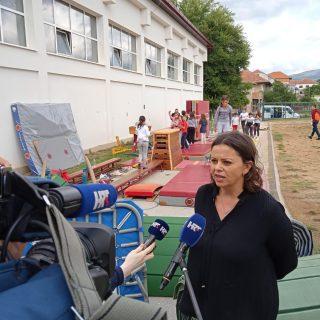 Gimnastičkom klubu Knin i OŠ Domovinske zahvalnosti donirana gimnastička opremagall-3