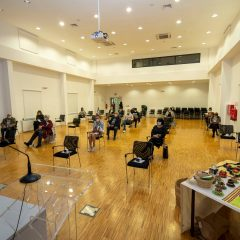 Na završnoj konferenciji projekta 'Knin grad s pričom' predstavljena dva idejna rješenja kninskog suvenira s motivom košaregall-4