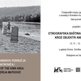 Gostovanje izložbe Kninskog muzeja u Franjevačkom muzeju i galeriji Gorica Livno, BiHgall-3