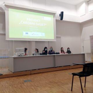 Održana završna konferencija projekta Čarobni svijetgall-5