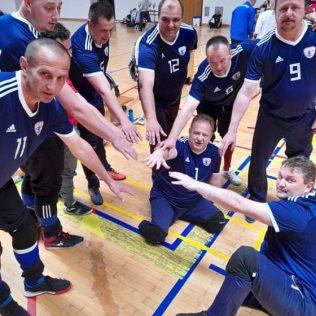 KSO Knin 95 prvak države u sjedećoj odbojci!gall-1