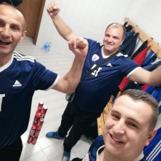 KSO Knin 95 prvak države u sjedećoj odbojci!gall-0
