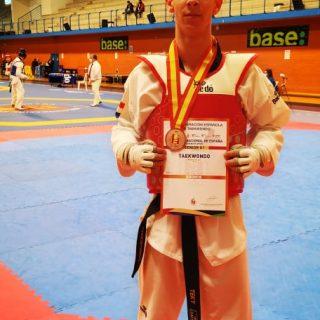 Josip Teskera brončani na G1 turniru Spanish Opengall-1