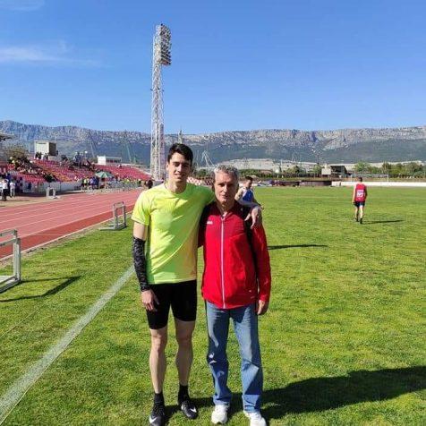 Marko Čeko i Daniela Jelić – tri medalje na Međunarodnom mitingu u Splitugall-0