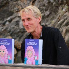 Na tvrđavi predstavljen roman za djecu Damira Hoykegall-0