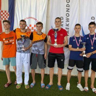 Josip Teskera seniorski U-21 prvak Hrvatske! Pratljačić brončani!gall-2