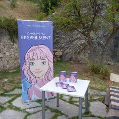 Na tvrđavi predstavljen roman za djecu Damira Hoykegall-5