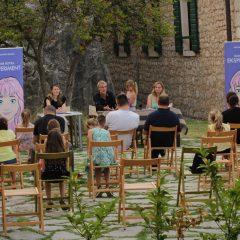 Na tvrđavi predstavljen roman za djecu Damira Hoykegall-2