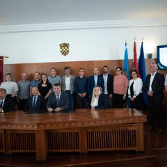Konstituirano Gradsko vijeće; Dragan Miličević predsjednikgall-0