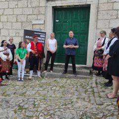 """Manifestacijom """"Sir iz kraljevskog grada"""" Veleučilište """"Marko Marulić""""u Kninu predstavilo projekt o tradicijskoj proizvodnji sira iz mišinegall-19"""