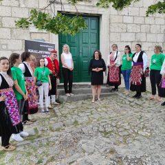 """Manifestacijom """"Sir iz kraljevskog grada"""" Veleučilište """"Marko Marulić""""u Kninu predstavilo projekt o tradicijskoj proizvodnji sira iz mišinegall-17"""