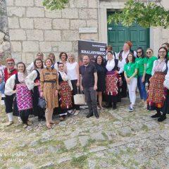 """Manifestacijom """"Sir iz kraljevskog grada"""" Veleučilište """"Marko Marulić""""u Kninu predstavilo projekt o tradicijskoj proizvodnji sira iz mišinegall-16"""