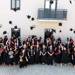 Foto: Održana promocija diplomanata Veleučilišta Marka Marulićagall-16